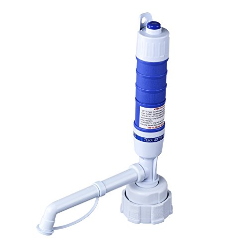 TERA PUMP BPA FREE 5-6 Gallon Water Bottle Pump powered by Battery