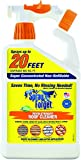 Spray & Forget Revolutionary Roof Cleaner with Hose End...