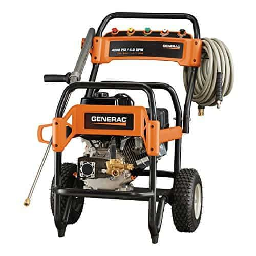 4000 psi electric pressure washer