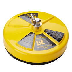 pressure washer flat surface cleaner