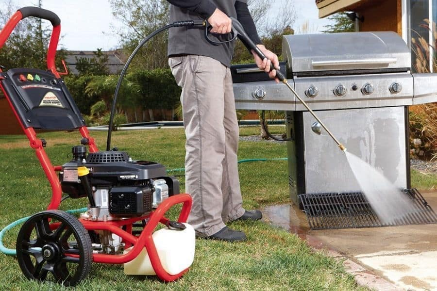 Why To Use An Electric Pressure Washer