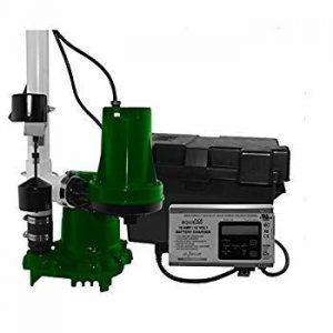 Battery Backup Sump Pump