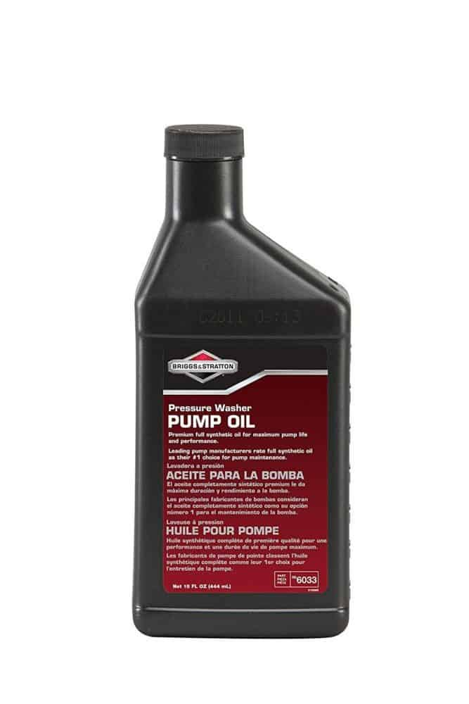 Briggs and Stratton 6033 Synthetic 75W90 Oil