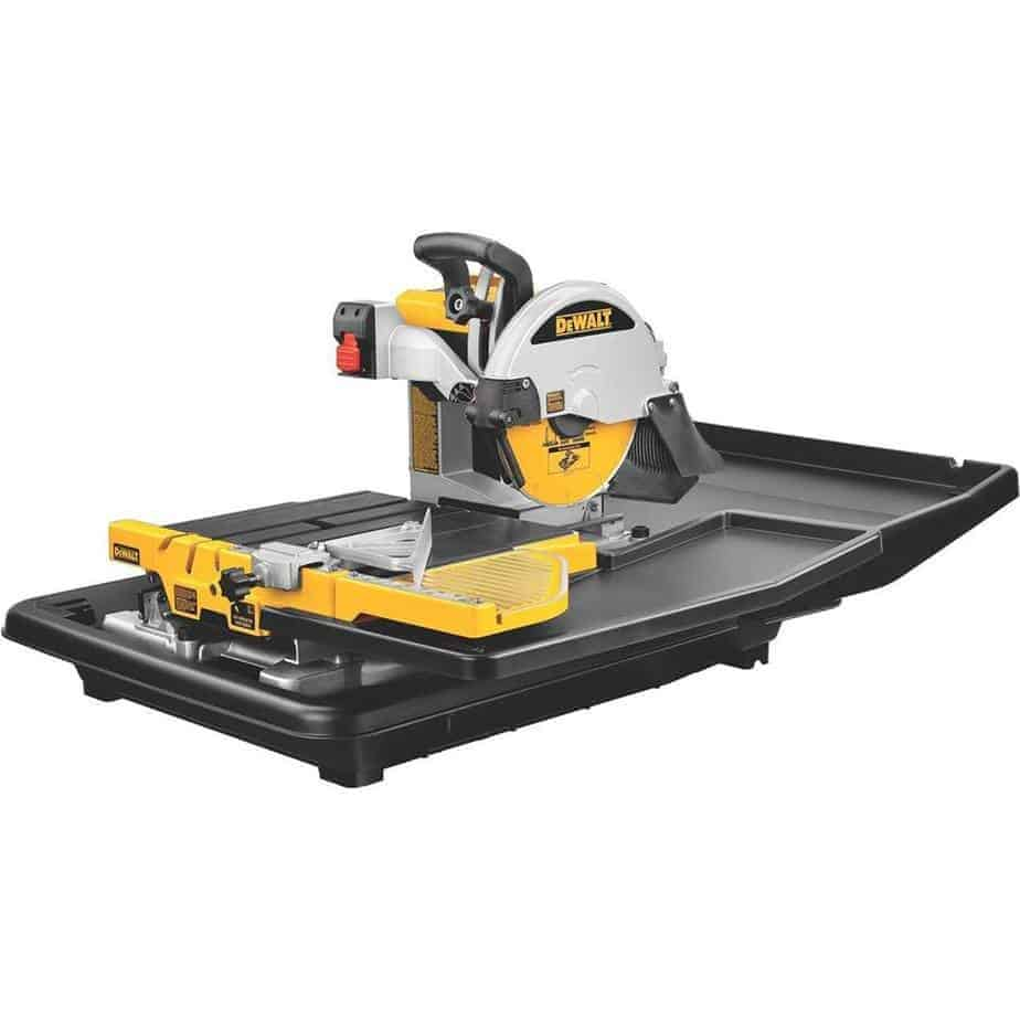 Dewalt D24000 1.5 Wet Tile Saw