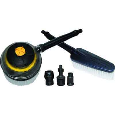 AR Blue Clean AR909102K Electric Power Washer Brush Kit