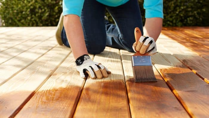 best outdoor wood stains
