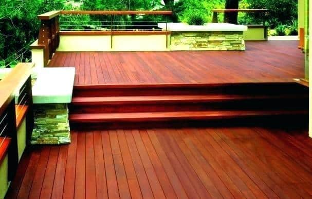 Long-Lasting Deck Stain