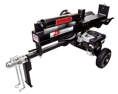 Swisher LSRB87528 Gas Log Splitter Review