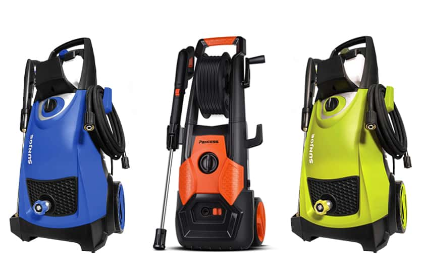 The Most Powerful Electric Pressure Washer 2020