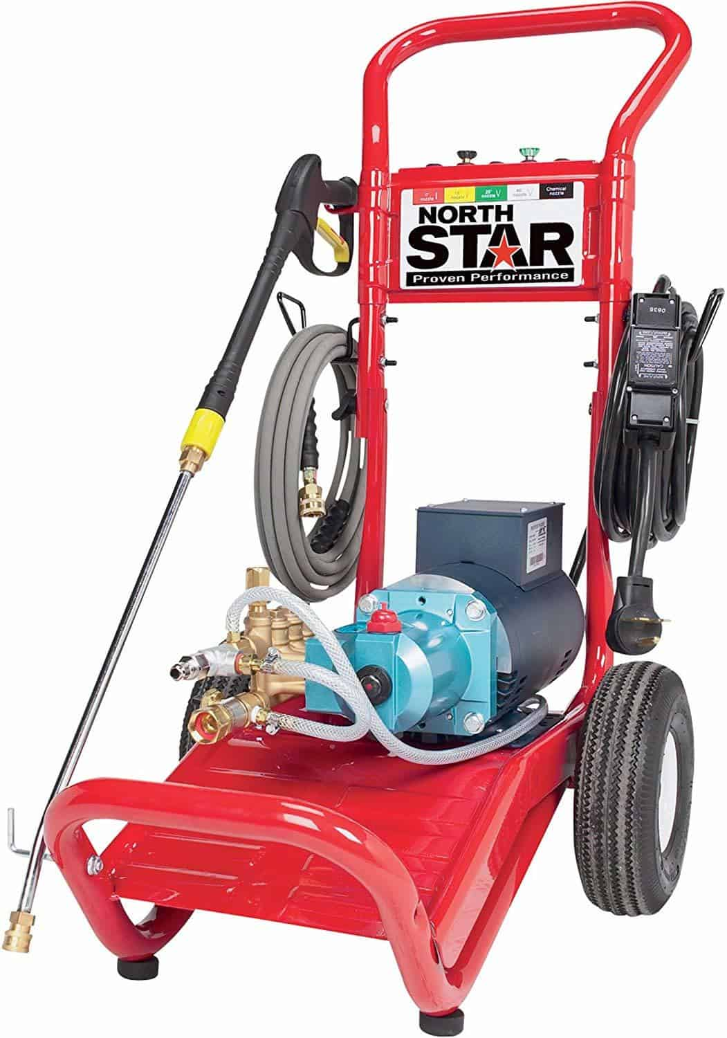 NorthStar Electric Cold Water Pressure Washer
