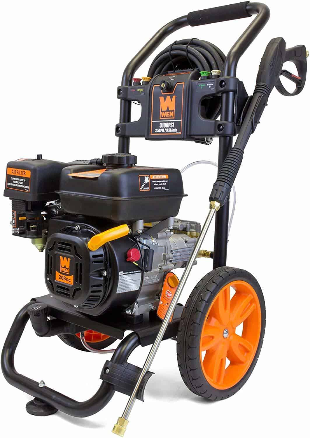 Wen PW31 Gas Pressure Washer