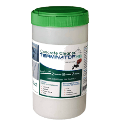 concrete cleaning products