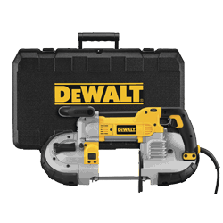 DEWALT DWM120K Portable Metal Mini Band Saw For Wood