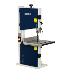 Rikon 10-305 Stationary Band Saw For Resawing