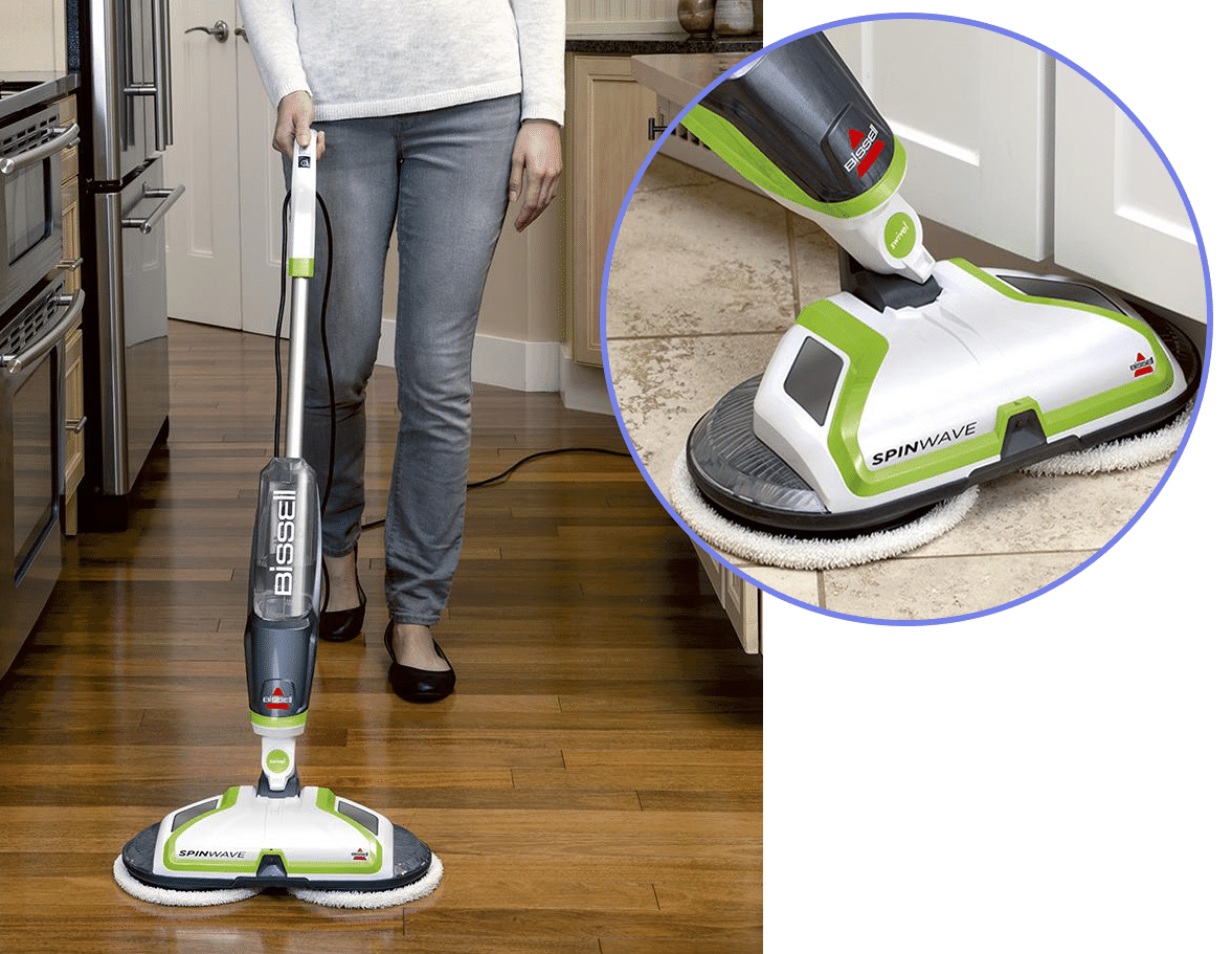 best tool to clean hardwood floors