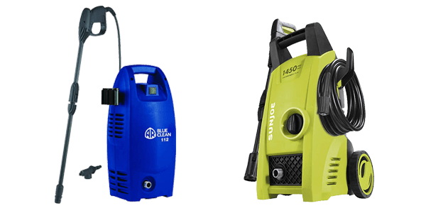 Mobile Power Washers