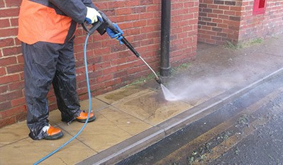 Pressure Washer Jet Washer Cleaning