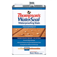 thompson's water seal colors