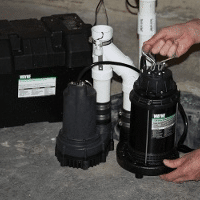 Battery Backup For Existing Sump Pump