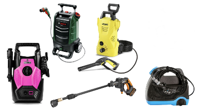 Cordless Or Standard Pressure Washers