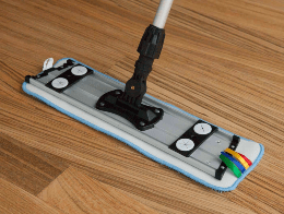 Hardwood Floor Dust Mop
