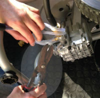 Snips help troubleshoot pressure washer problems