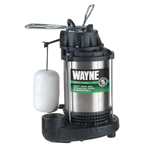 wayne-submersible-sump-pump