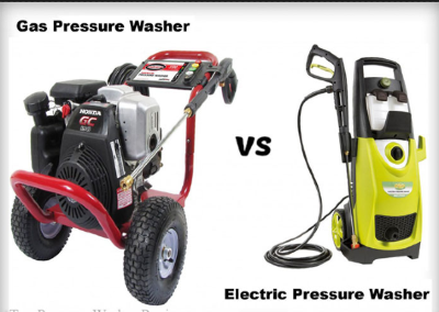 high power electric pressure washer