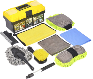 Konpard Ultimate Car WasCar Cleaning Tools Kit