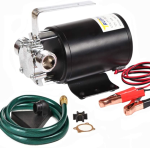 water pump battery operated