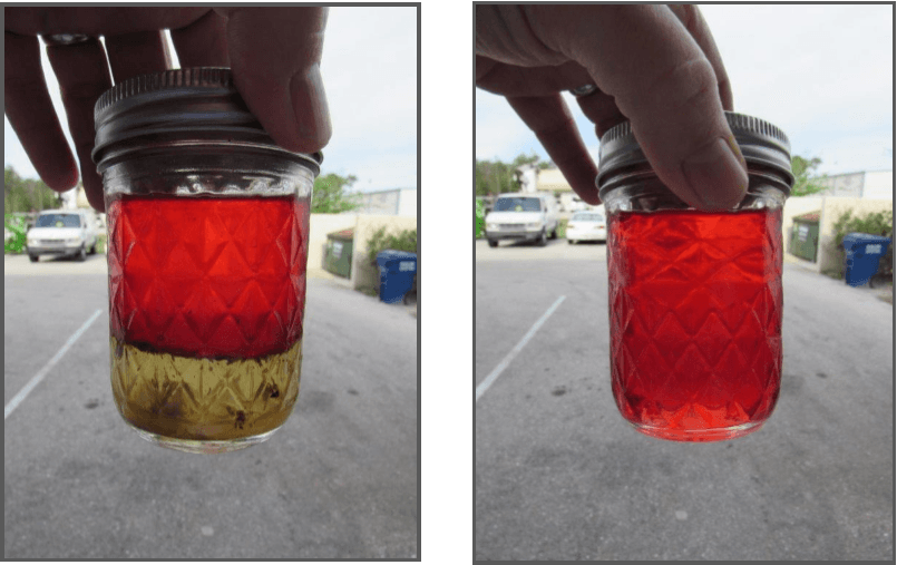 how to recondition old gasoline