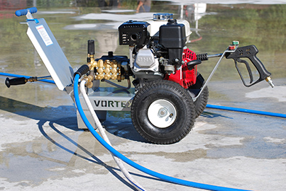 how do you winterize a pressure washer