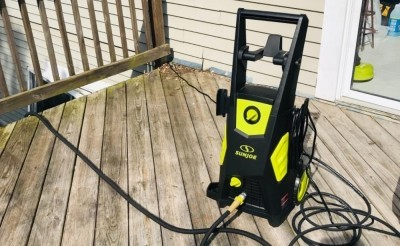 sun joe psi electric pressure washer spx3000