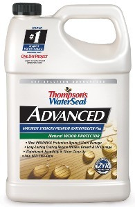 best wood water sealer