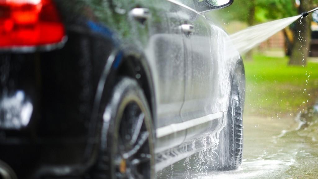 car power washer