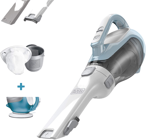 black and decker hand vacuum