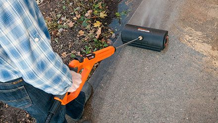 generac power broom
