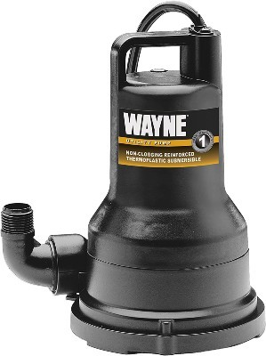 Portable Electric Sump Pump