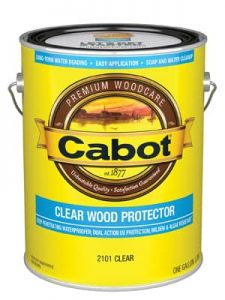 cabot oil based stain