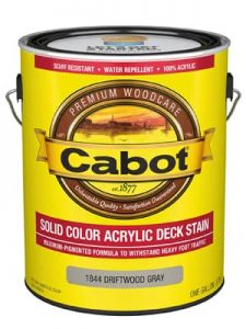 cabot solid deck stain