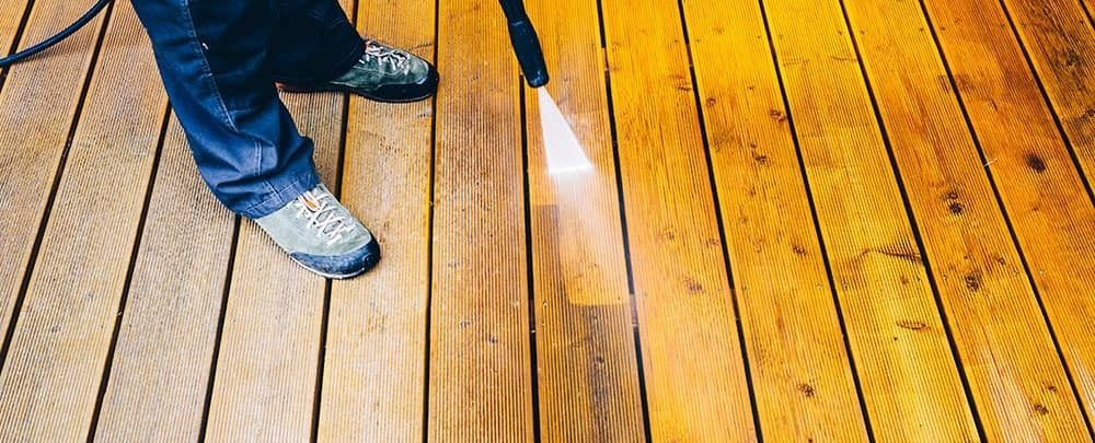 can you stain treated wood