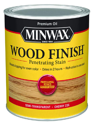 oil based deck stain
