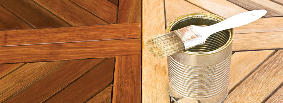 oil based wood sealer