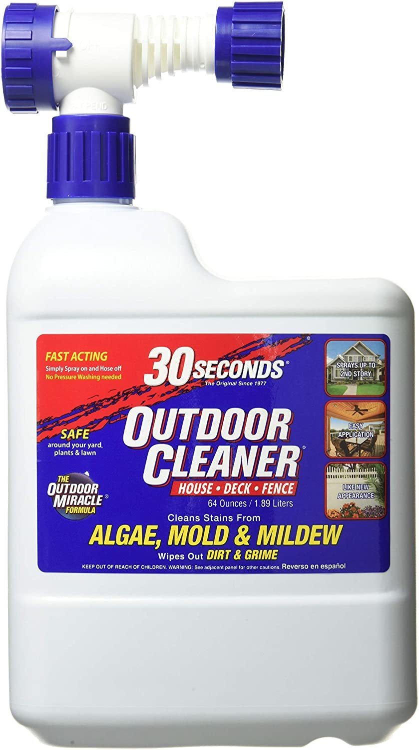 30 second mold remover