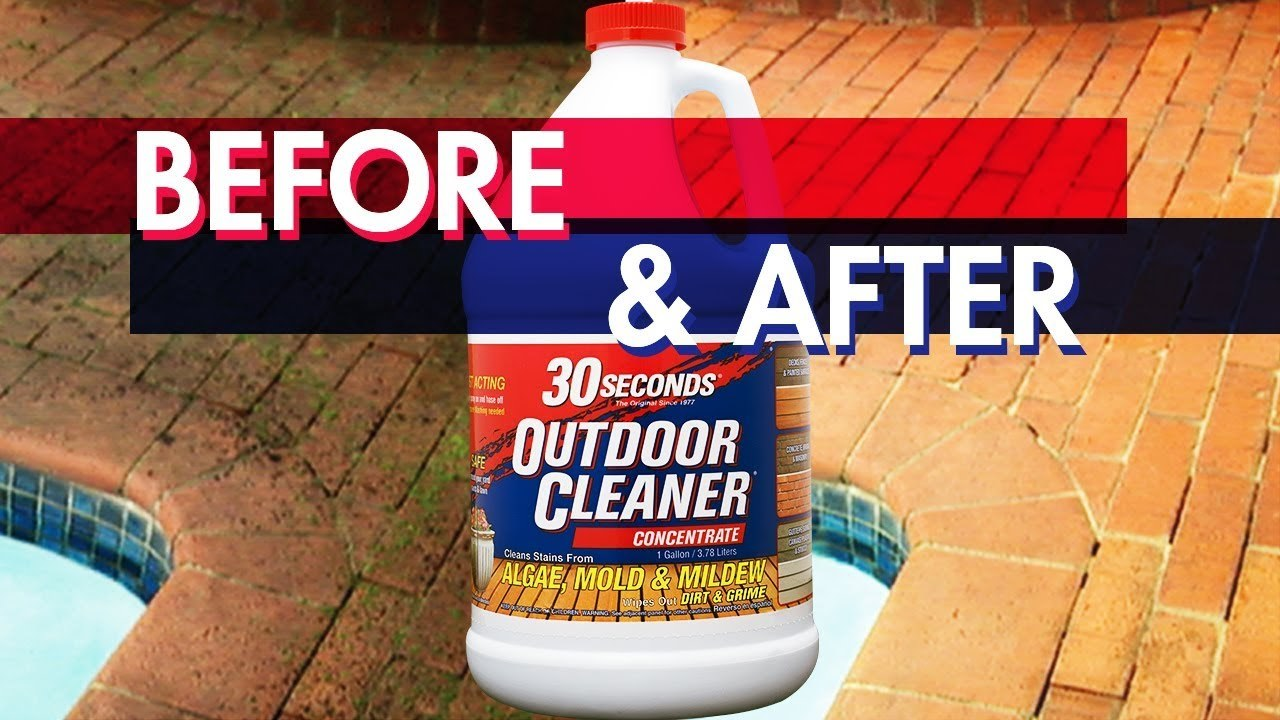 30 second outdoor cleaner reviews