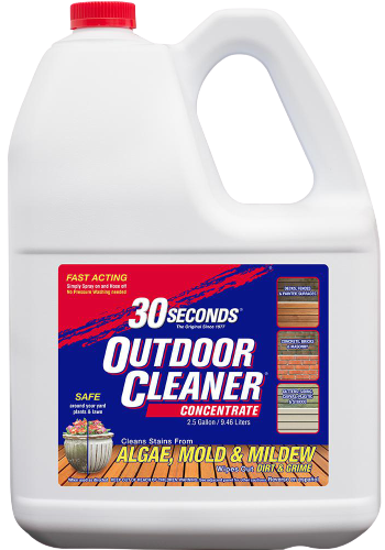 30 seconds outdoor cleaner reviews