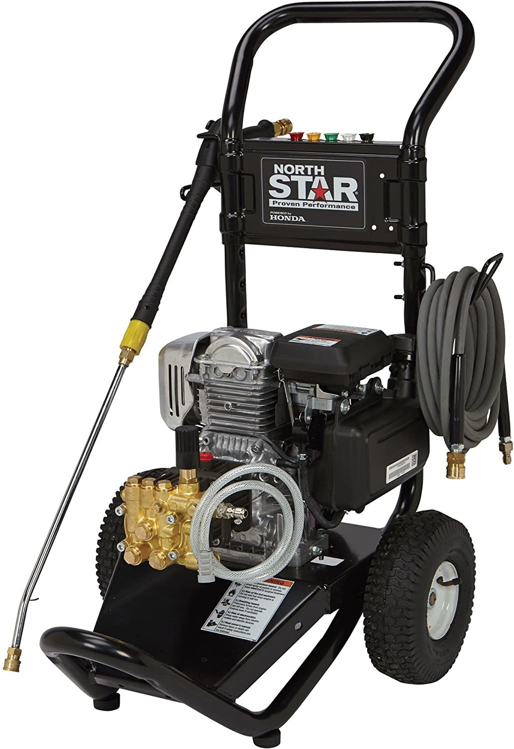 northern tool electric pressure washer