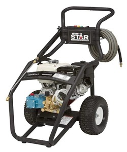 northern tool hot water pressure washer