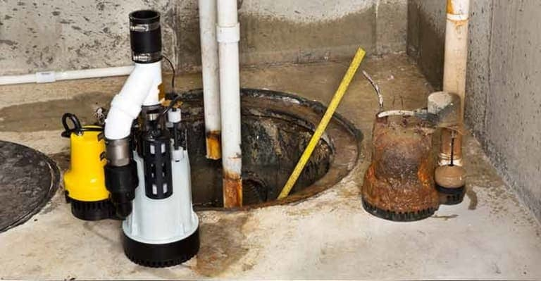 check valve for sump pump