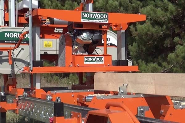 norwood industries portable sawmill